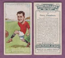 Liverpool Harry Chambers England